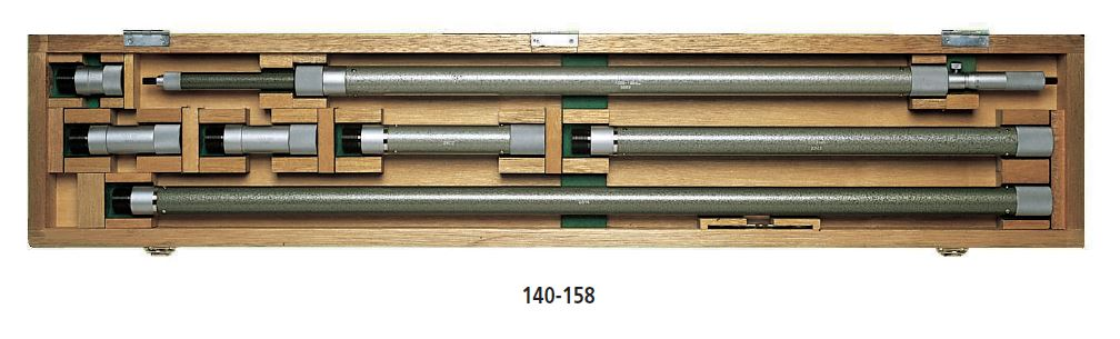 Tubular Inside Micrometer with Extensions series 140 Image