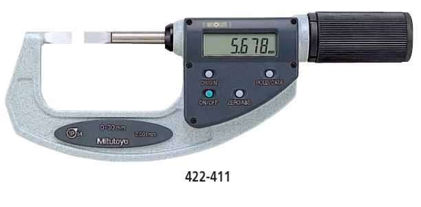 ABSOLUTE Digimatic Blade Micrometer QuickMike series 422 Image