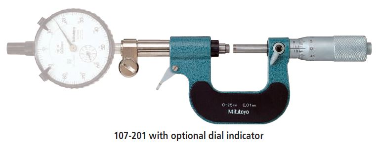 Dial Gauge Micrometer series 107 Image