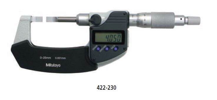 Digimatic Blade Micrometer series 422 Image