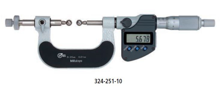 Digimatic Gear Tooth Micrometer series 324 Image