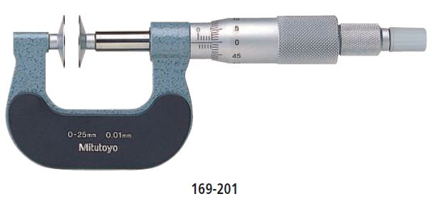 Disc Micrometer Non-Rotating Spindle Type series 169 Image