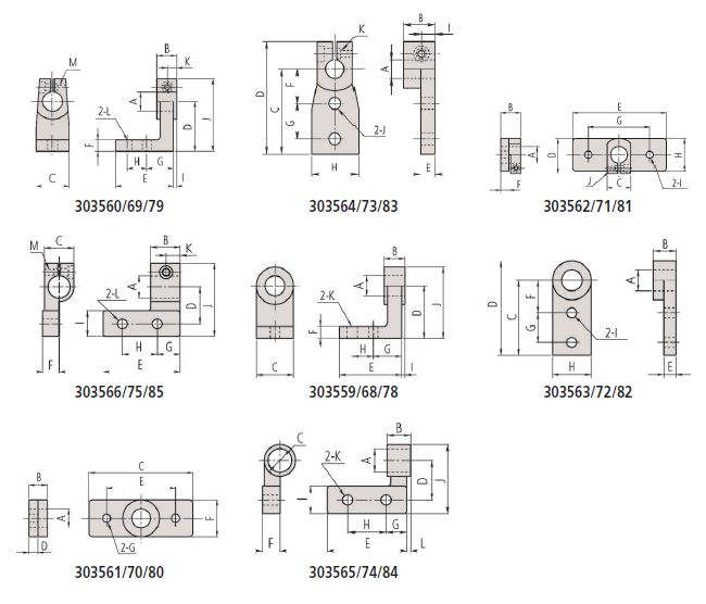Fixtures for Micrometer Head Image