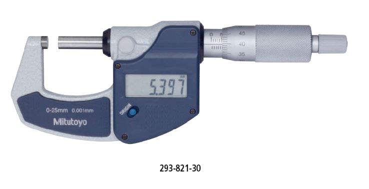 Digimatic Micrometer Series 293 Image
