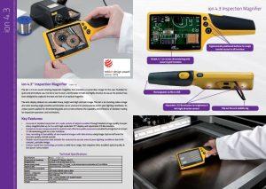 Iron 4.3 Handheld Digital Microscope
