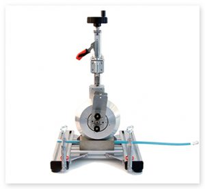 Mobile-CableStrippingMachine