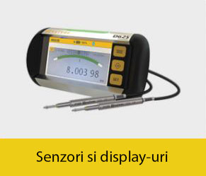 senzori si display-uri